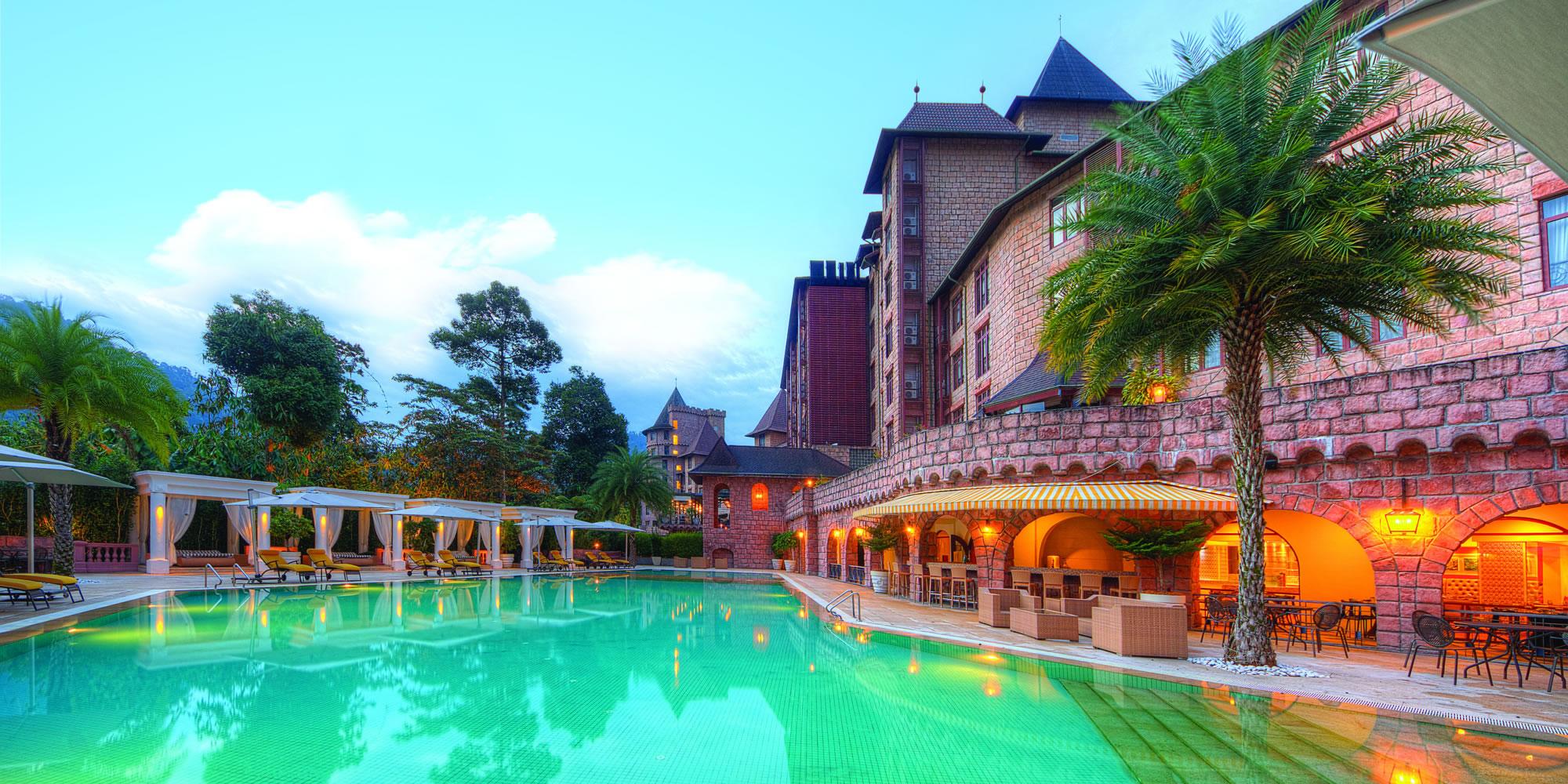 The Villas At Sunway Resort Hotel Spa Agoda